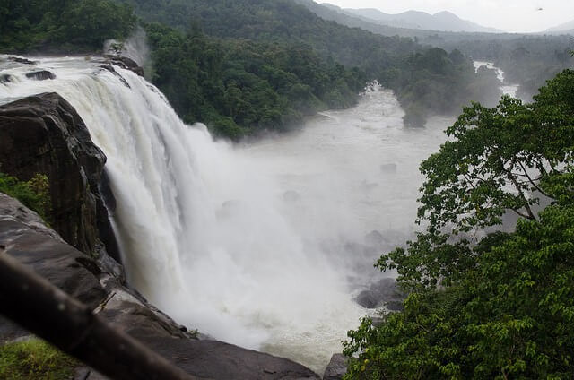 Athirapally Falls | Beautiful Places In India