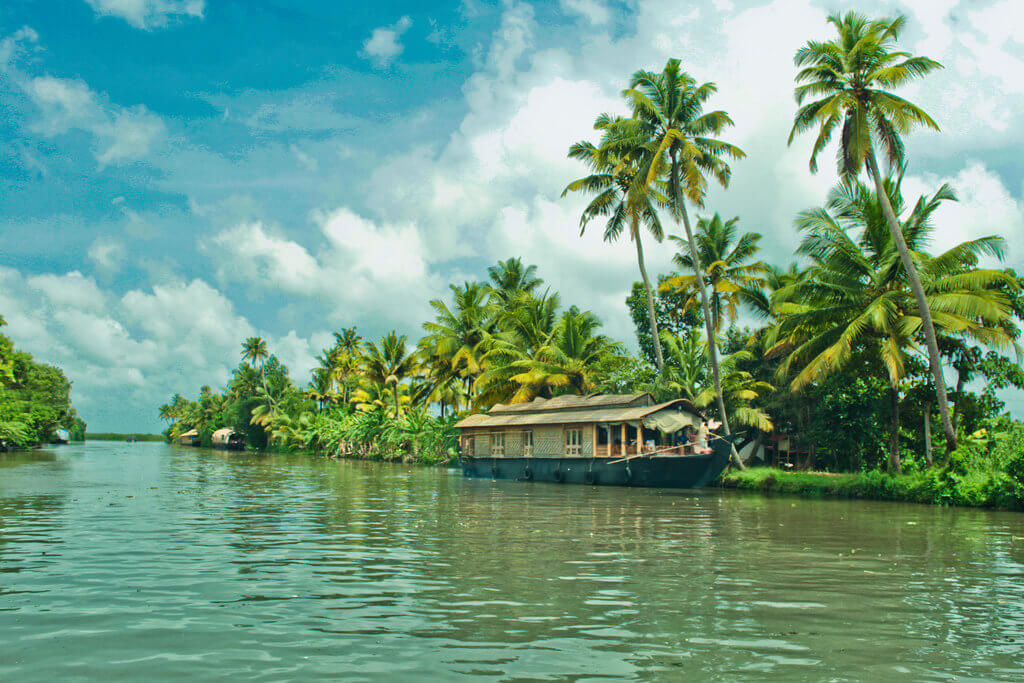 Alleppey in Kerala | Beautiful Places in India