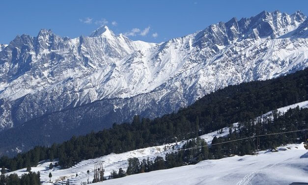 Take a ride in Asia's longest & one of World's Highest cable car Gondola – Auli, Uttarakhand