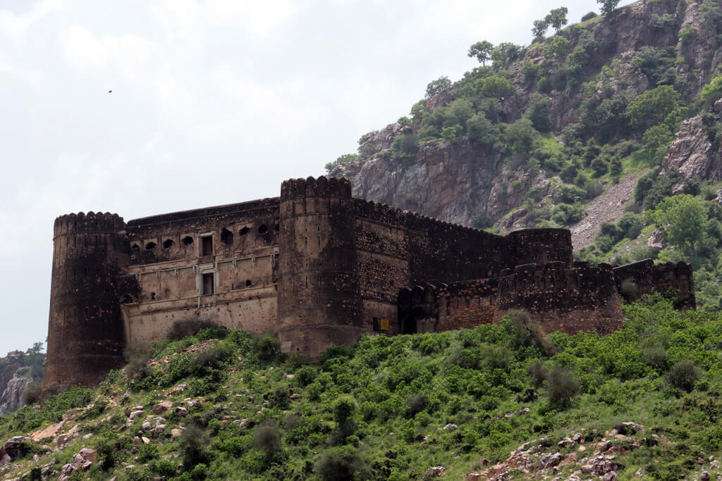 Bhangarh Fort in Rajasthan, India