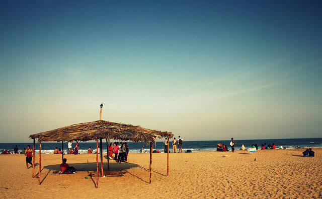 Pondicherry Paradise Beach Shack
