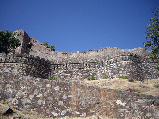 The Great Wall of India – Second Longest in the World at Kumbhalgarh Fort, Rajasthan