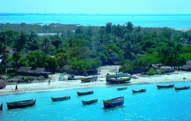 Rameshwaram – India's Island town Connecting 2 Countries India & Sri Lanka