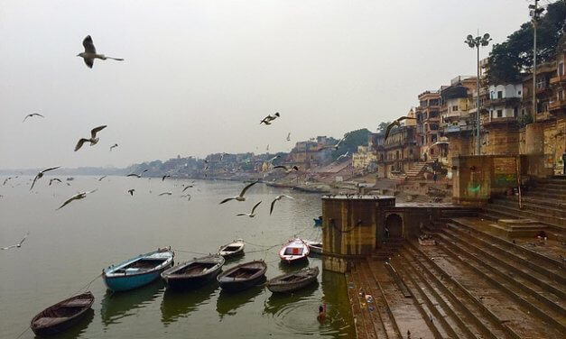 The Oldest Living City in the World – Varanasi