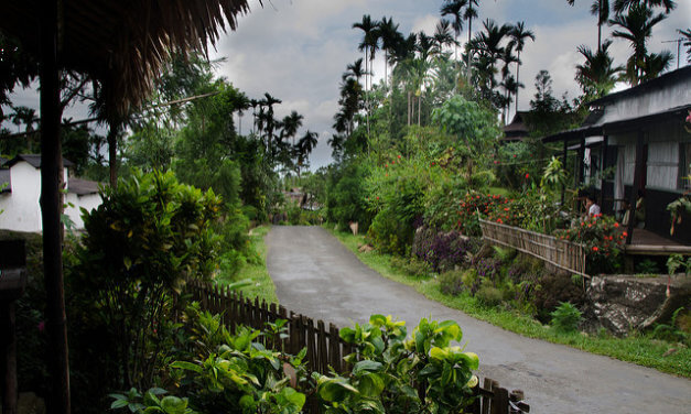 Mawlynnong Village in Meghalaya : Asia's Cleanest Village is right here in India